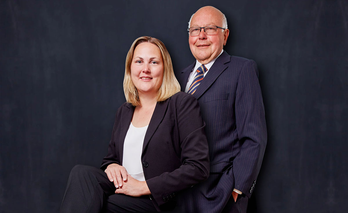 Rechtsanwälte Volker Schuh und Kerstin Schuh