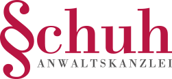 Anwaltskanzlei Schuh Logo